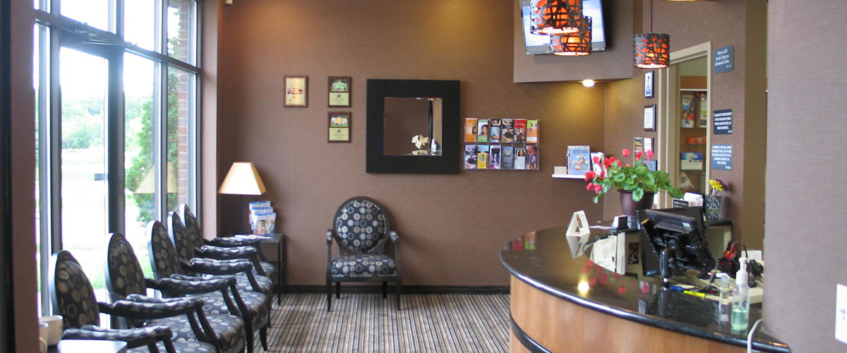 Adelmann Dentist Office in Savage MN